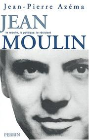 Cover of: Jean Moulin