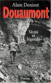 Cover of: Douaumont, 1914-1918