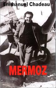 Cover of: Mermoz