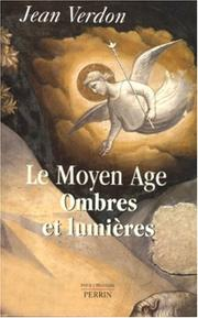 Cover of: Le Moyen Âge