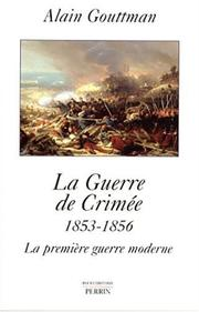 Cover of: La Guerre de Crimée