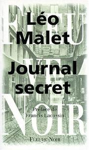 Cover of: Journal secret