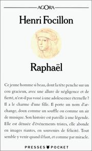 Cover of: Raphaël