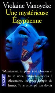 Cover of: Une mystérieuse Egyptienne