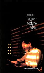 Cover of: Nocturne indien