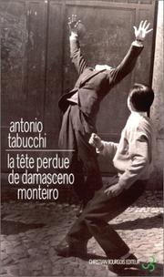 Cover of: La Tête perdue de Damasceno Monteiro