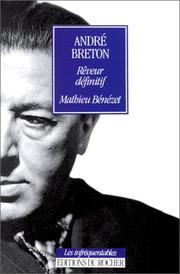 Cover of: André Breton
