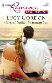 Cover of: Married Under The Italian Sun