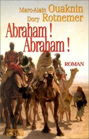 Cover of: Abraham! Abraham!