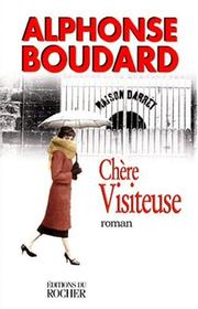 Cover of: Chère visiteuse
