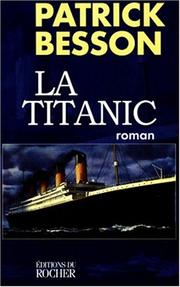 Cover of: La Titanic