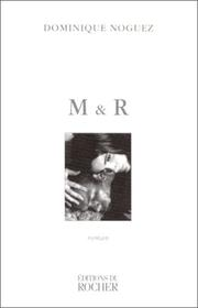 Cover of: M & r