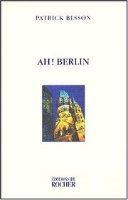 Cover of: Ah! Berlin
