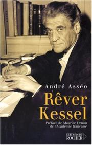 Cover of: Rêver Kessel