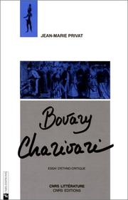 Bovary Charivari by Jean-Marie Privat