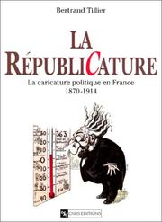 Cover of: La Républicature