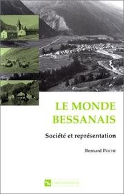 Cover of: Le monde bessanais