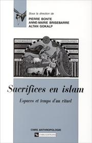 Cover of: Sacrifices en islam