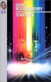 Star Trek by Gene Roddenberry