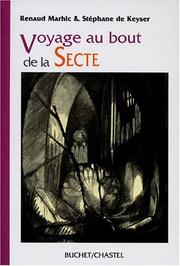 Cover of: Voyage au bout de la secte
