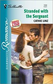 Cover of: Stranded With The Sergeant | Cathie Linz