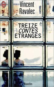 Cover of: Treize contes étranges