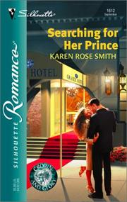 Cover of: Searching For Her Prince  (Crown And Glory)