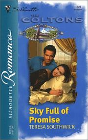 Cover of: Sky Full of Promise  (the Coltons:Commanche blood)