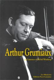 Cover of: Arthur Grumiaux