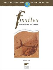Cover of: Les fossiles
