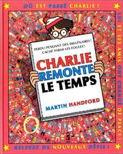Cover of: Charlie remonte le temps