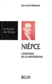 Cover of: Nicéphore Niépce 1765-1833