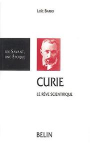 Cover of: Pierre Curie, 1859-1906
