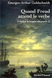 Cover of: Quand Freud voit la mer