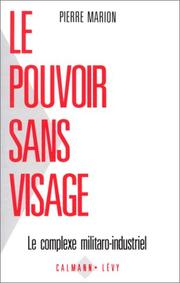 Cover of: Le pouvoir sans visage