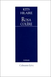 Cover of: Rosa Colère
