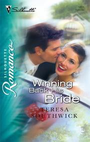 Cover of: Winning Back His Bride