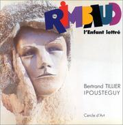 Cover of: Rimbaud, l'enfant lettré
