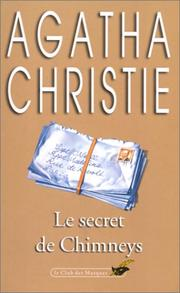 Cover of: Le secret de Chimneys