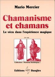 Cover of: Chamanisme et chamans