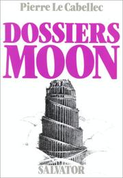 Cover of: Dossiers Moon