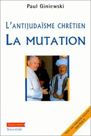 Cover of: La mutation