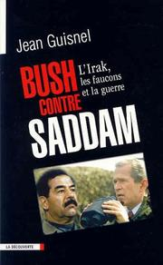 Cover of: Bush contre Saddam