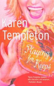 Cover of: Playing for keeps