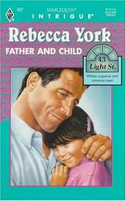 Cover of: Father And Child  (43 Light St) | York