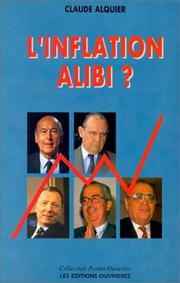 Cover of: L' inflation alibi?