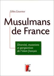 Cover of: Musulmans de France