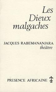 Cover of: Les dieux malgaches