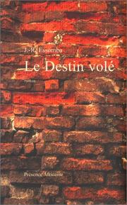 Cover of: Le destin volé