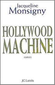 Cover of: Hollywood machine